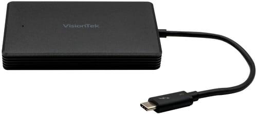 Review VisionTek 1TB Thunderbolt 3 External SSD