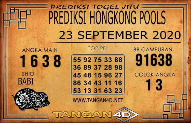 PREDIKSI TOGEL HONGKONG TANGAN4D 23 SEPTEMBER 2020