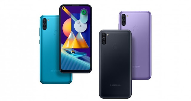 Samsung Galaxy M11 Launched In India With 6.4inch Infinity-O Display, 5000mAh Battery & More