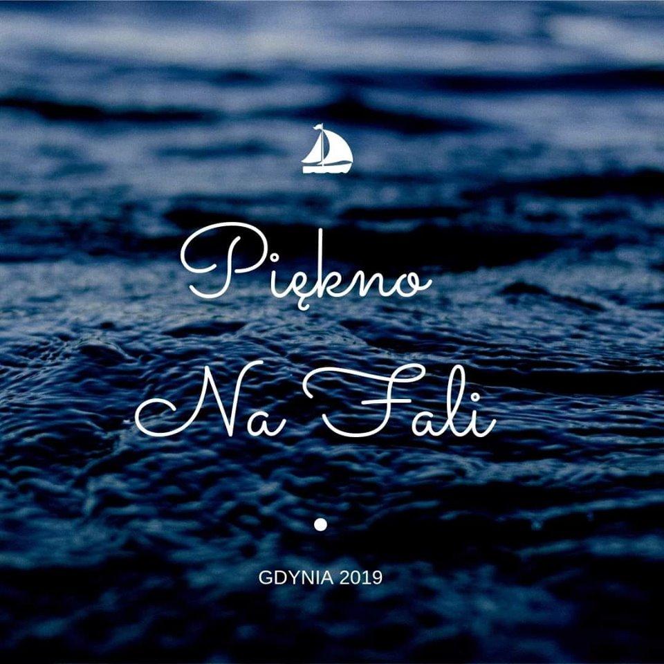 Piękno na fali - Gdynia 27 lipca 2019