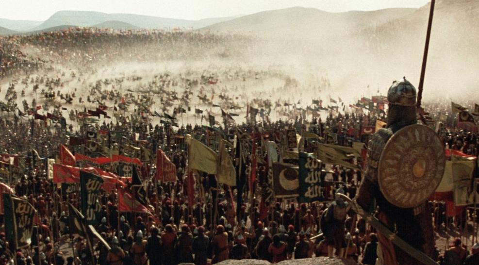 Film-Film Perang Kolosal Terbaik, Sangat Menarik Untuk