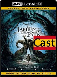 El laberinto del Fauno (2006) 4K [UHD HDR] Castellano [Google Drive] Panchirulo