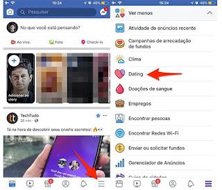 Facebook lança o próprio 'Tinder'
