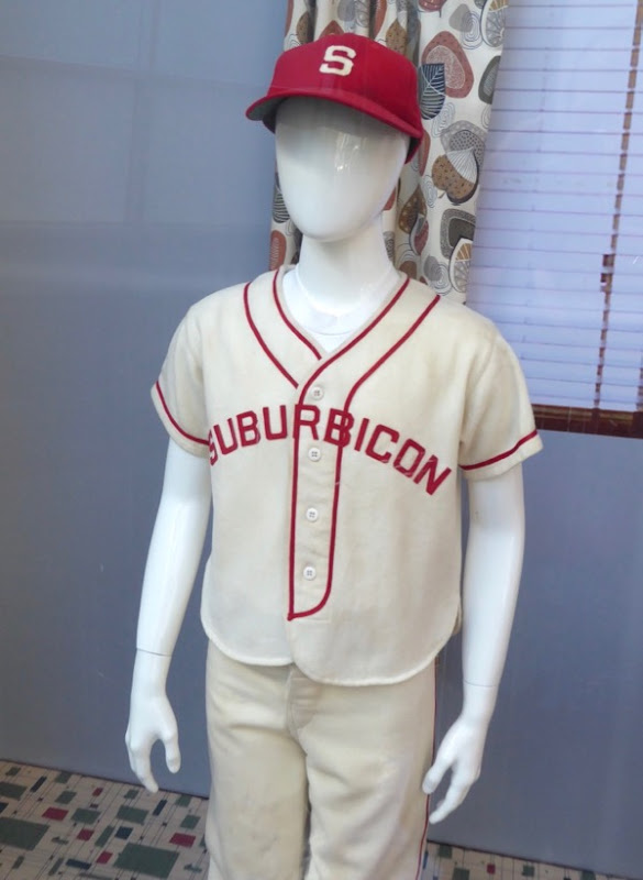 Suburbicon Nicky Lodge baseball costume