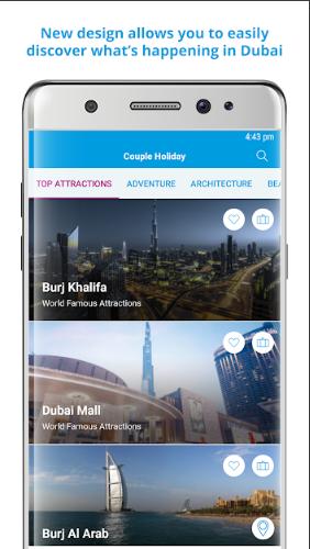 تحميل تطبيق Dubai tourism