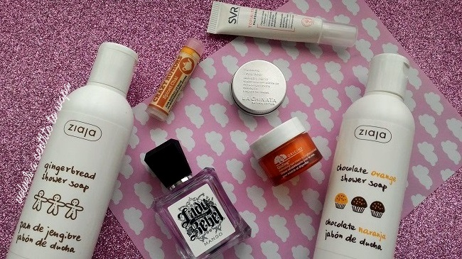 Favoritos de Cosmética - Lidl - Origins - La Chinata - Lady Rebel