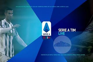 Football Italy Serie A Eutelsat 7A/7B Biss Key 7 January 2021