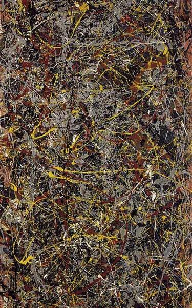 Jackson Pollock - Número 5