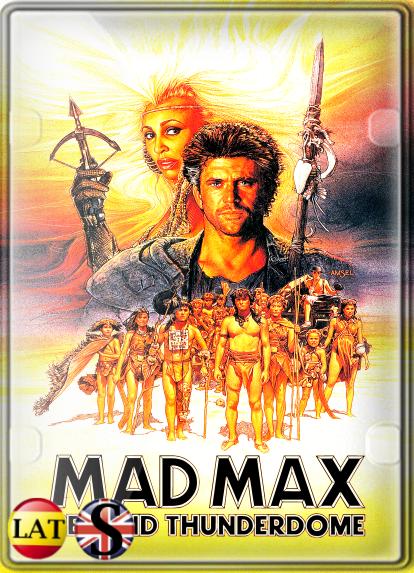 Mad Max: Más Allá de la Cúpula del Trueno (1985) HD 1080P LATINO/INGLES
