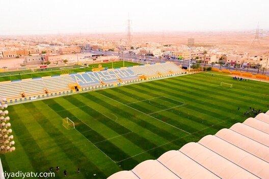"""ملعب نادي النصر """"ملعب الامير عبد الرحمن بن سعود"""""""