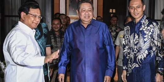 Demokrat Minta Prabowo Hargai Kontribusi Presiden Sebelumnya