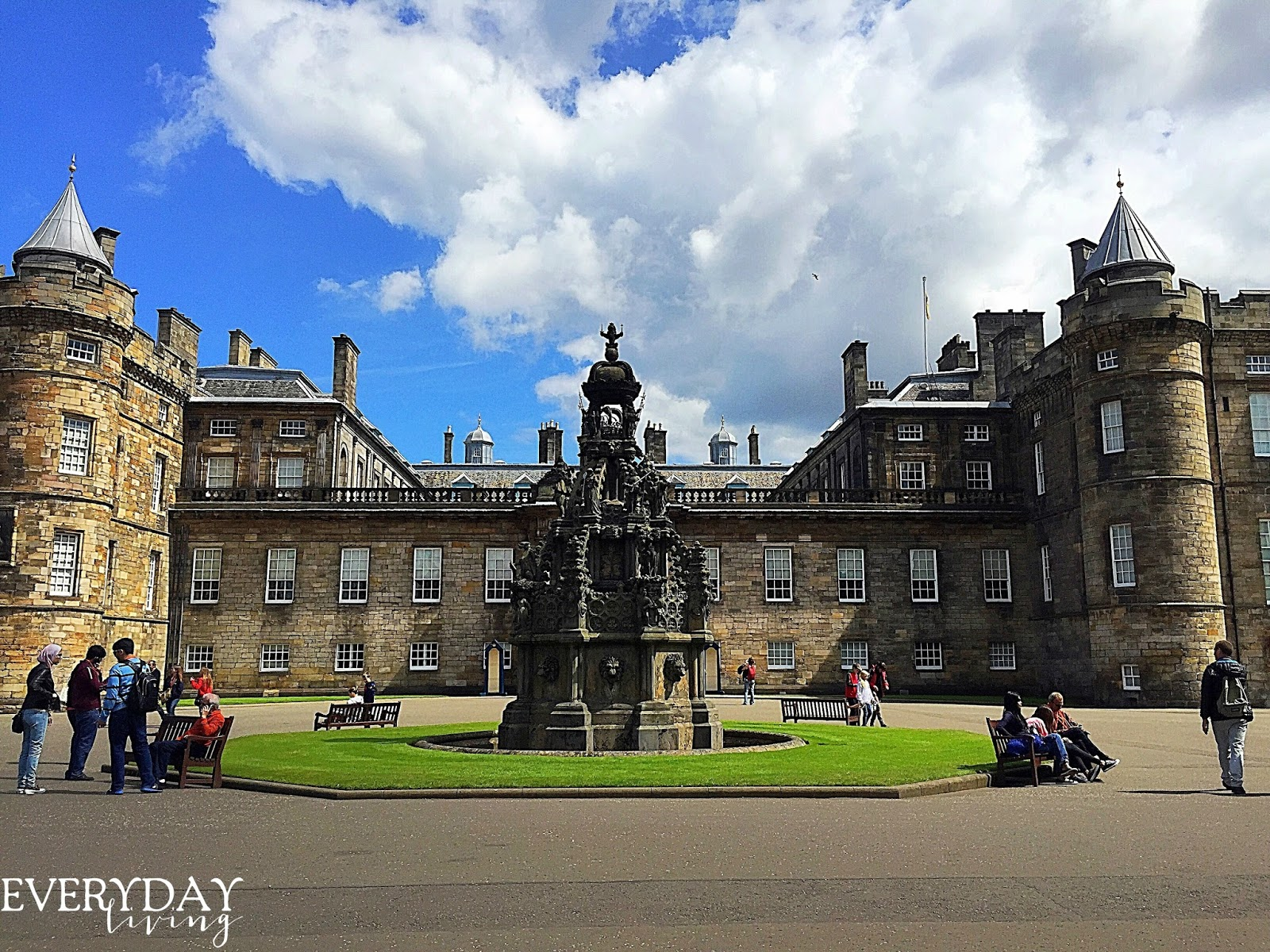 Exploring Edinburgh - Everyday Living Blog