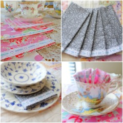 Tea Time Napkins
