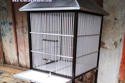 Jasa Kandang Alumunium di Jakarta untuk Berbagai Macam Burung