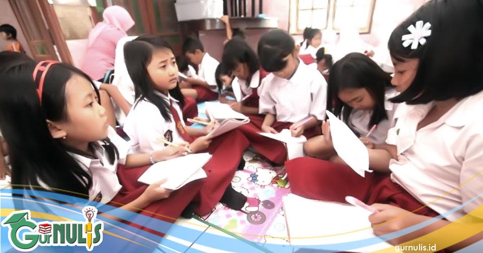 Teori Belajar Konstruktivisme di Sekolah Dasar - www.gurnulis.id