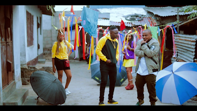 Manengo F Stamina & Mr Blue - Bomba Ipepee