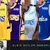 NBA 2K21 Los Angeles Lakers Jerseys Pack with Elgin Baylor Patch by True Kid (1TK)