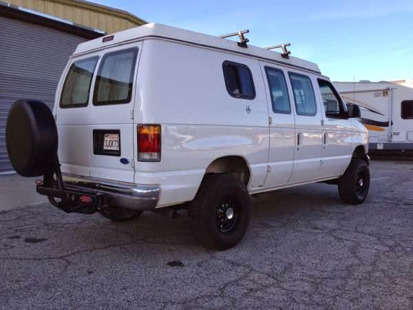 Used RVs 1994 Ford Sportsmobile Camper Van For Sale by Owner
