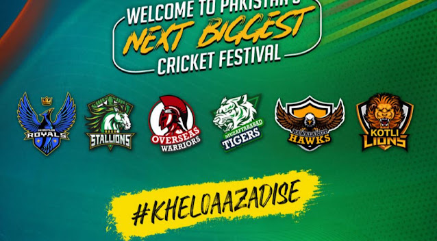 Kashmir Premier League KPL 2021 Muzaffarabad