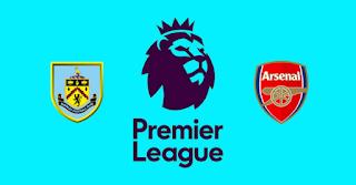 Burnley vs Arsenal Live