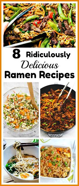 8 Ridiculously Delicious Ramen Recipes