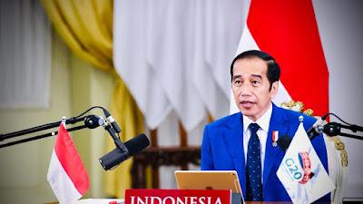 Presiden Sebut Perlunya Transformasi Besar Pascapandemi di Forum KTT G20