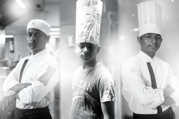Shekar - The Aspiring Chef