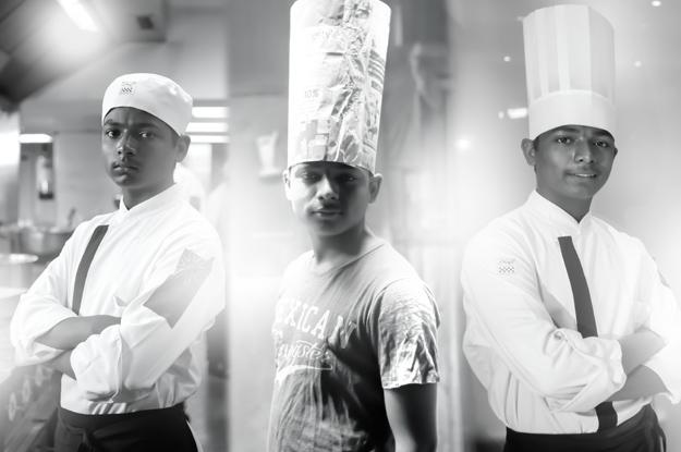 Shekar - The Aspiring Chef