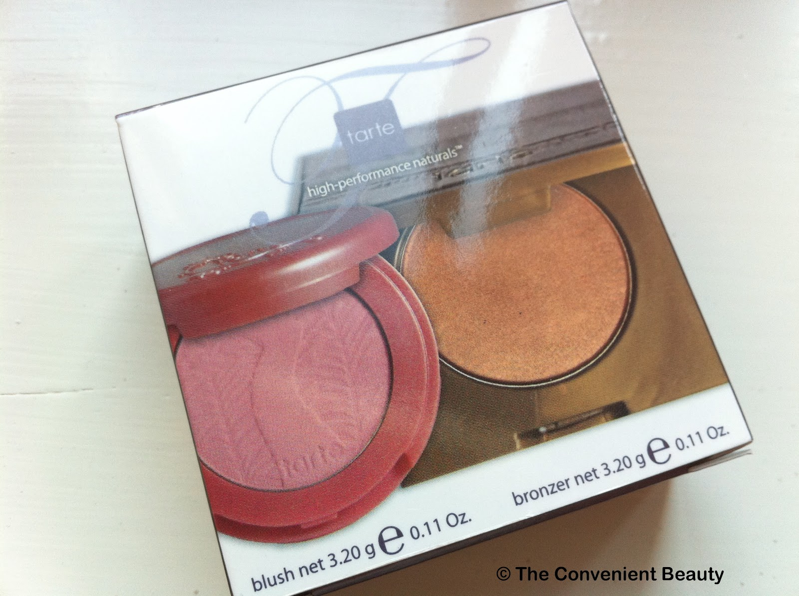 The Convenient Beauty Review Tarte On The Go Blush