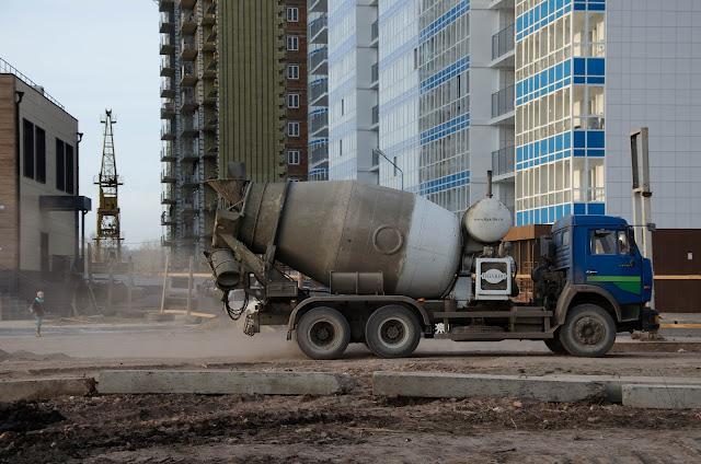 Best Business Idea Cement Distributor Business - Construction Site