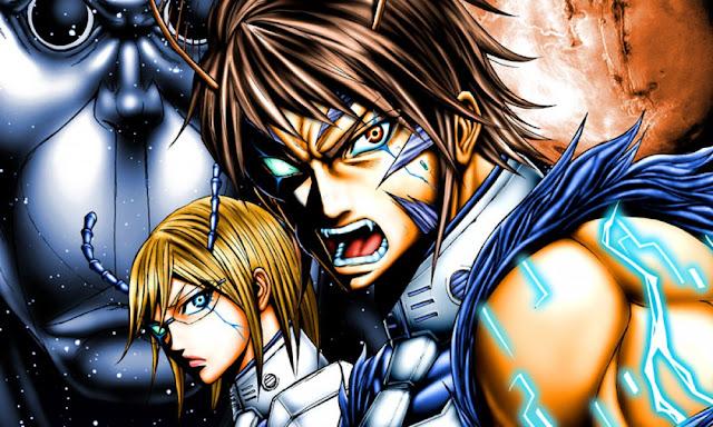 Nueva OVA de Terra Formars se lanzará el 17 de agosto junto al tomo 21 del manga