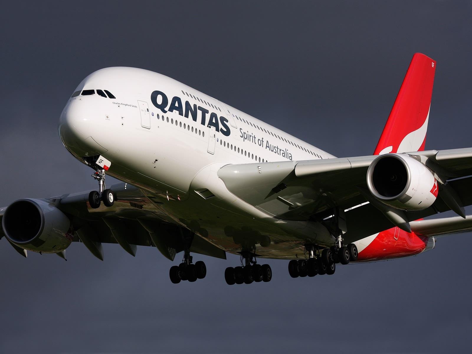 Bewertungen für Aircraft Maintenance Engineer bei Qantas