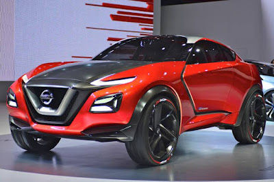 Nissan S Concept Grip Gripz And Hybrid Electric Vehicles Sports Crossover