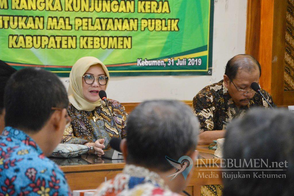 Belum Dilantiknya Anggota DPRD Baru jadi Kendala Pembentukan Mal Pelayanan Publik di Kebumen