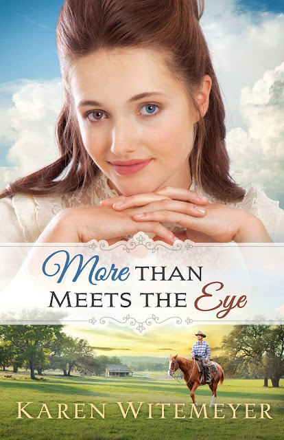 [Review] - More Than Meets the Eye by Karen Witemeyer