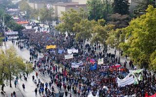 Colegio de Periodistas llama a marchar por derechos de trabajadores y nueva Constitución