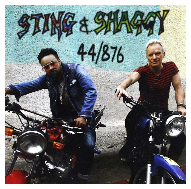 MusicLoad presents two song by Sting and Shaggy titled Sad Trombone and Morning is Coming.