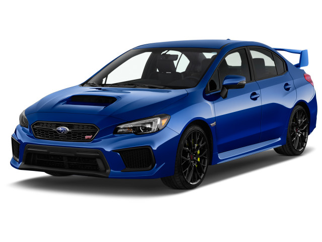 2020 Subaru WRX Review