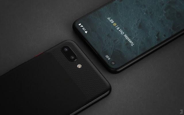 Google Pixel 4 button less smartphone
