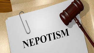 Nepotism, Article in Nepotism, Hindi Article