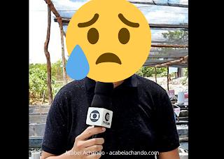 Trágica Morte Morre do repórter da TV globo de 24 anos de idade.