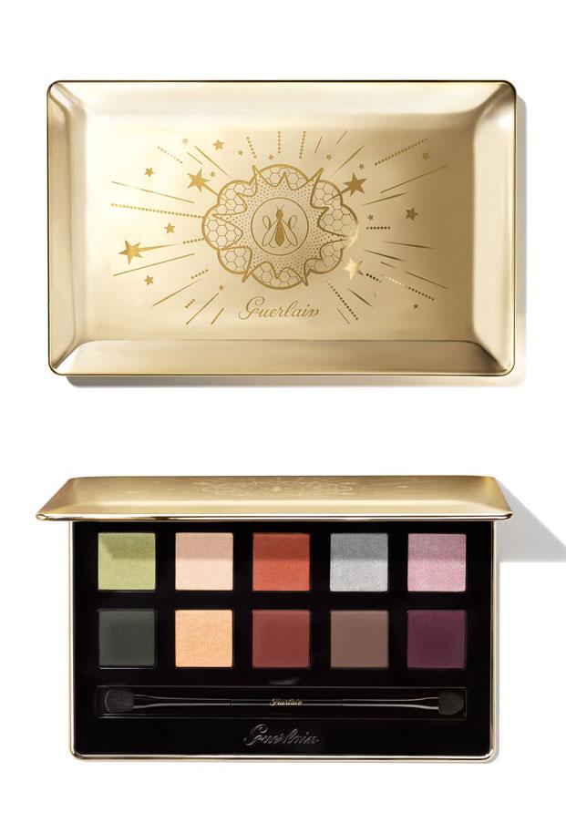 Golden Bee, la nueva colección de maquillaje de Guerlain para esta Navidad