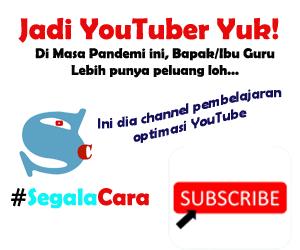 Iklan channel SegalaCara