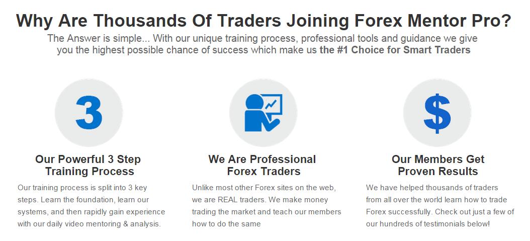 Forex mentor pro members
