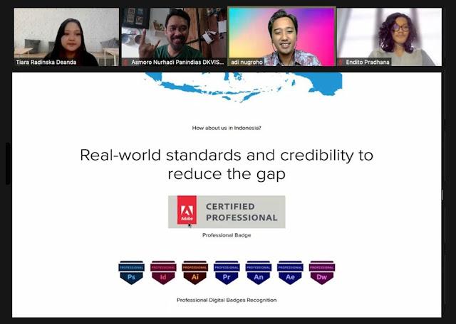 Ikuti Adobe Certified Profesional, DKV ISI Surakarta Siap Tingkatkan Kompetensi Standar Internasional