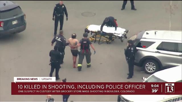 Penembakan di Supermarket Colorado, 10 Orang Tewas
