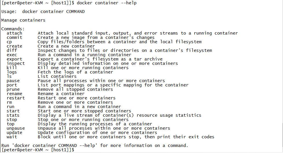 8 - 01 - Docker ps/top/stats