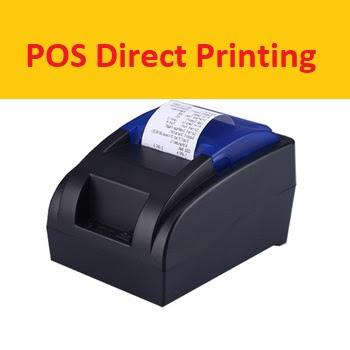 Setting Direct Print Thermal Pada Aplikasi Kasir Terpadu