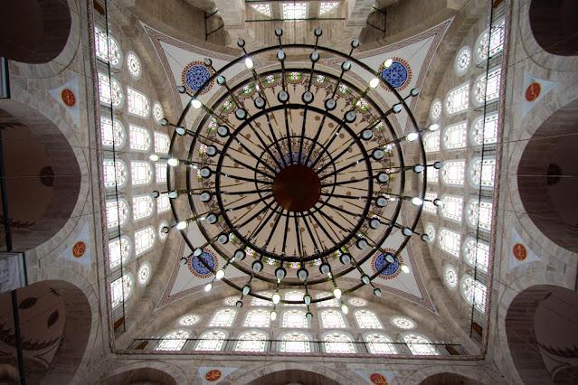 Moschea del Sultano Mihrimah (Mihrimah Sultan Camii)-Istanbul