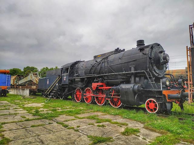 Parowozownia, muzeum kolejnictwa na Śląsku, Dolny Śląsk